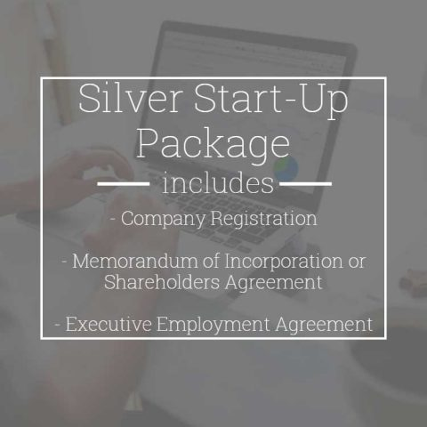 Silver Start-Up Package