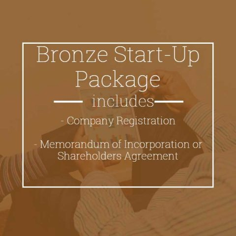 Bronze Start-Up Legal Package