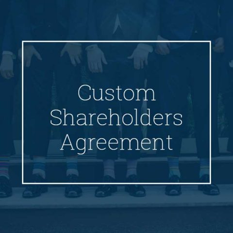 Custom Shareholders Agreement