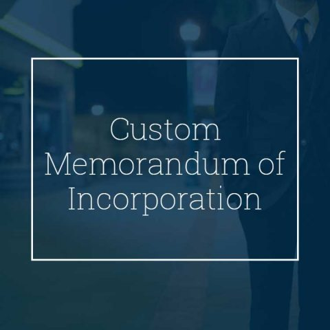 Memorandum of Incorporation