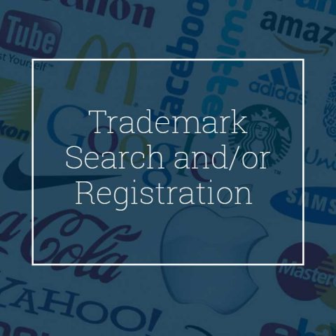 Trademark Search and/or Registration Package