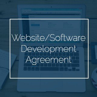 Website/Software Development Agreement