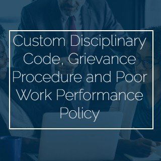 Disciplinary Policy