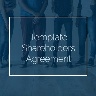 Template Shareholders Agreement